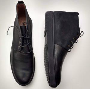 Chaussures à semelles plates